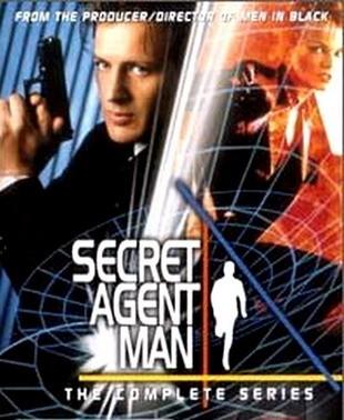 Секретный агент / Secret Agent Man [01-12 из 12] (2000) DVDRip